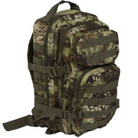 Mil-Tec  Assault Reppu 20L, MANDRA® Wood