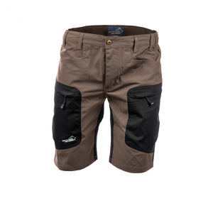 Arrak Outdoor Active Stretch Naisten Shortsit, Ruskea