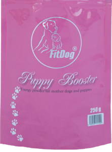FitDog Puppy Booster