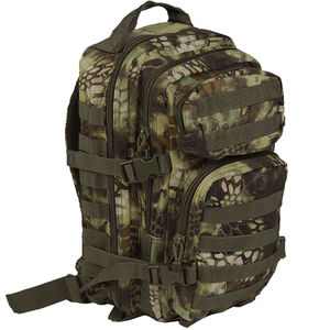Mil-Tec US Assault Reppu 20L, MANDRA® Wood