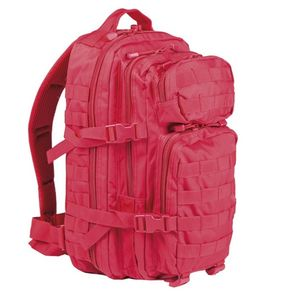 Mil-Tec Assault Reppu 20L, Signal Red