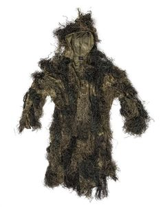 Mil-Tec Anti-fire Parka, Woodland Camo