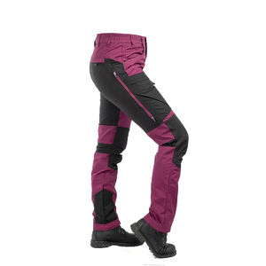 Arrak Outdoor Active Stretch Naisten Retkeilyhousut  Long, Fuksia