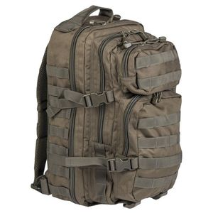 Mil-Tec US Assault Reppu 20L, Oliivi