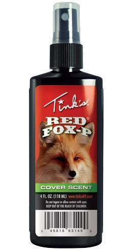 Tink's Red Fox-P