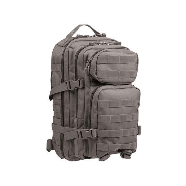 Mil-Tec US Assault Reppu 20L, Urban Grey